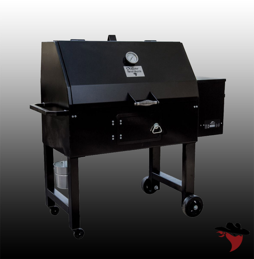 Pellet grills and backyard smokers outlaw smokers - Pellet grills and smokers ...