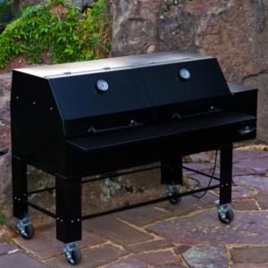 OLS-1600 Pellet Grill Smoker