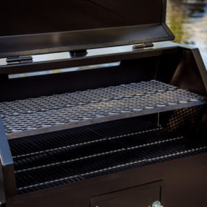 Top Shelf for Outlaw Smokers Pellet Grill