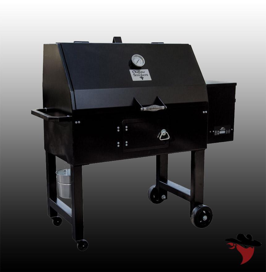 BACKYARD SMOKERS - Pellet Grills And Backyard Smokers Outlaw Smokers